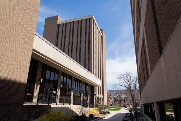 Educational Sciences building exterior