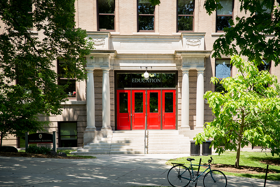 School of Education building